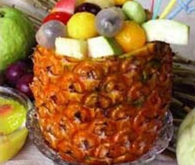 水果養生涼盅
