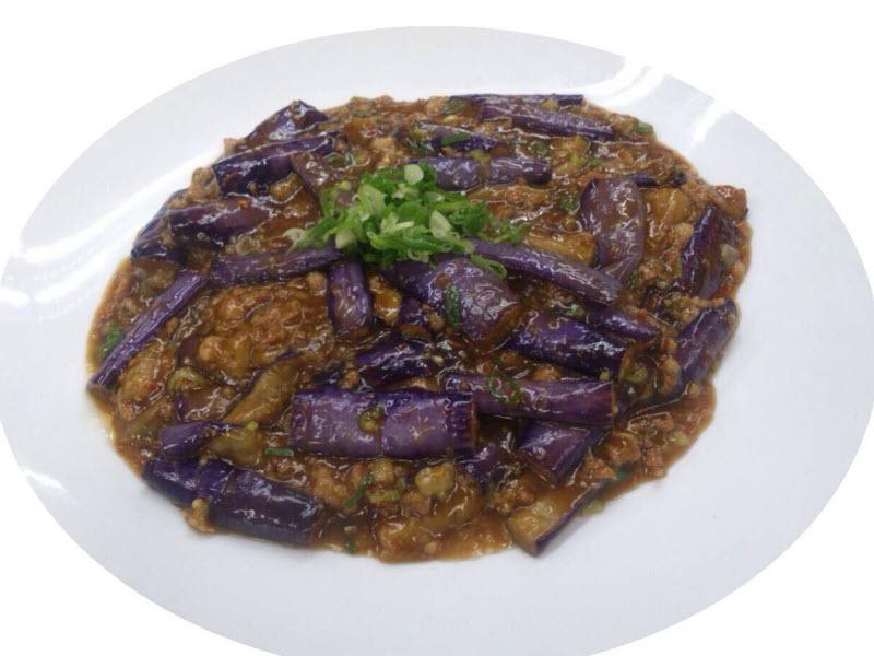 魚香紫茄段